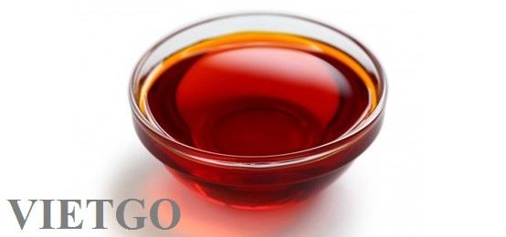Đối tác đến từ Mỹ cần tìm nhà cung cấp 190kg dầu gấc