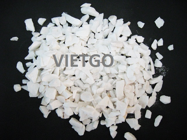 Cơ hội xuất khẩu 10.000 tấn dolomite từ vị khách cũ của VIETGO