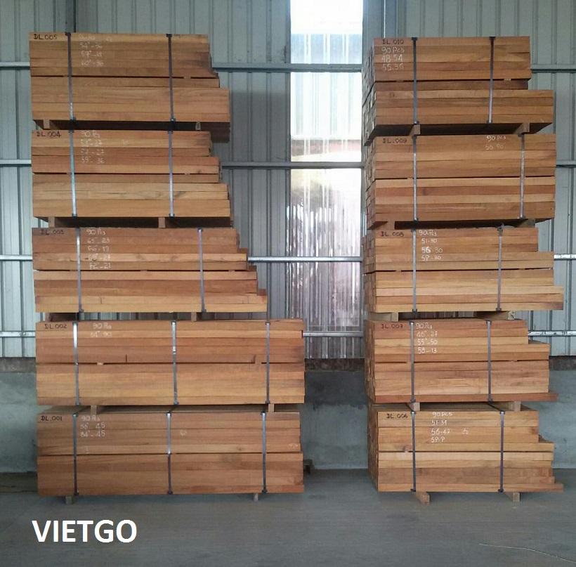 Đối tác đến từ Thái Lan đang cần mua 200 thanh gỗ hương hoặc gỗ căm xe xẻ