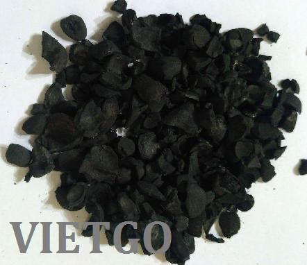 Cơ hội xuất khẩu 200 tấn than làm từ vỏ cây cọ sang Ấn Độ