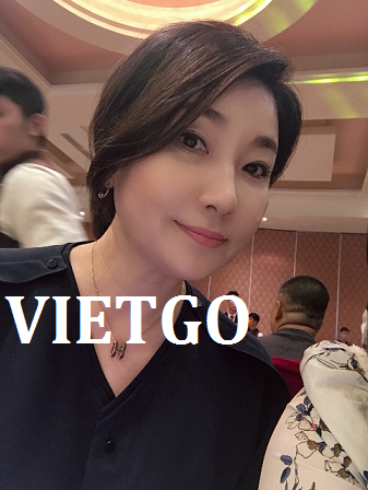 (GẤP) Cơ hội xuất khẩu mỗi tháng 80 tấn đậu nành đến từ nữ khách hàng người Hàn Quốc