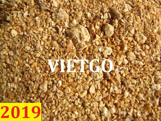 Đơn hàng cả năm- Cơ hội xuất khẩu đậu nành (đậu tương) và lúa mì đến Nigeria