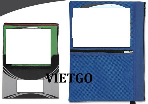 Cập nhật lần 1 - Cơ hội giao thương Đặc biệt - Cơ hội cung cấp túi vải đựng bút cho một doanh nghiệp tại Hoa Kỳ