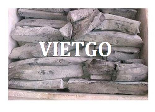 (Cập nhật lần 1) –Cơ hội giao thương đặc biệt –  Cơ hội xuất khẩu than trắng đến thị trường Thổ Nhỹ Kỳ