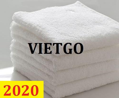 (Cập nhật lần 1) – Đơn hàng thường xuyên - Cơ hội xuất khẩu khăn mặt, khăn tắm đến thị trường Thổ Nhỹ Kỳ