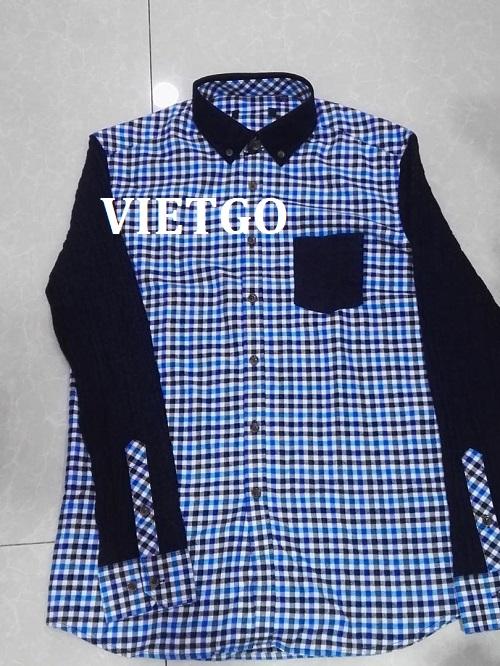 Cơ hội giao thương- Cơ hội xuất khẩu áo sơ mi đến Togo