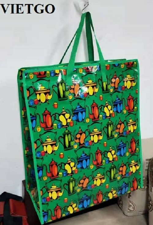 Cơ hội giao thương Đặc biệt -  Cơ hội xuất khẩu túi PP dệt đến thị trường Tanzania