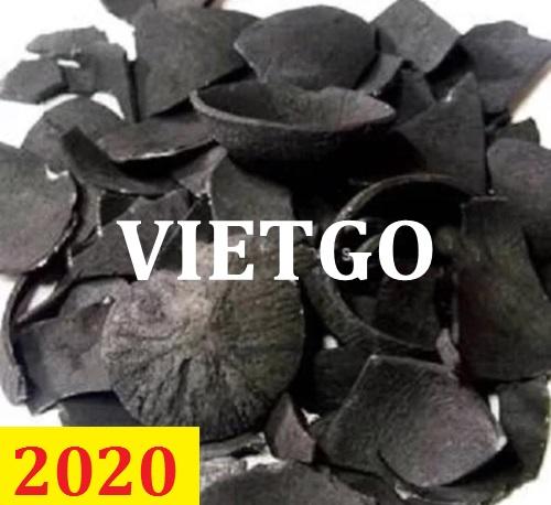 Cơ hội giao thương – Đơn hàng thường xuyên - Thương nhân đến từ Nga cần nhập khẩu than dừa từ Việt Nam