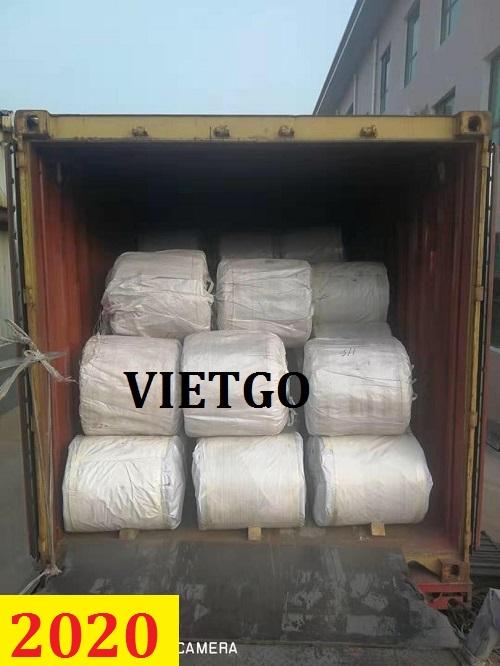 Cơ hội giao thương– Đơn hàng thường xuyên - Thương nhân đến từ Hồng Kông cần nhập khẩu vải dệt túi PP dệt từ Việt Nam