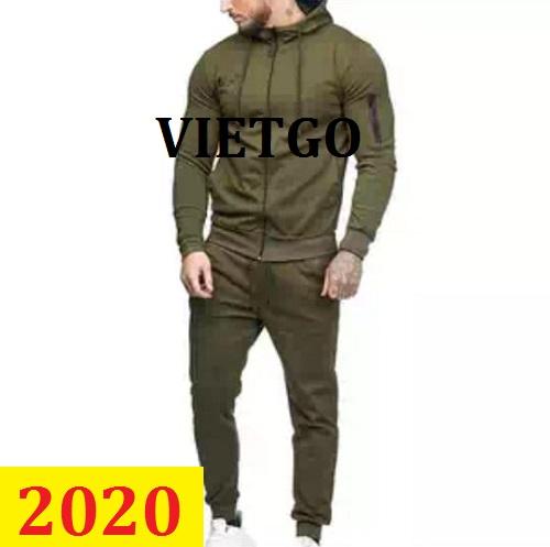 Cơ hội giao thương – Đơn hàng thường xuyên - Thương nhân người Maroc cần nhập khẩu khẩu áo quần các loại từ Việt Nam