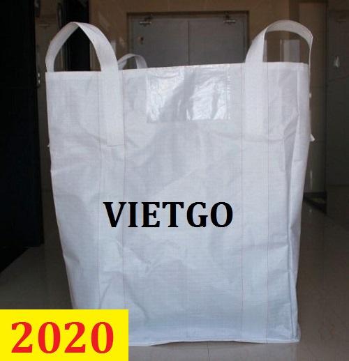 Cơ hội giao thương- Đơn hàng thường xuyên - Thương nhân đến từ Bangladesh cần nhập khẩu khẩu túi Jumbo từ Việt Nam