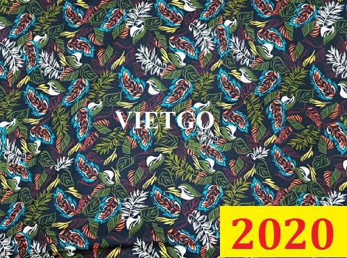 Cơ hội giao thương Đặc Biệt – Đơn hàng thường xuyên (Gấp) – Cơ hội cung cấp vải may mặc cho một doanh nghiệp tại Ấn Độ