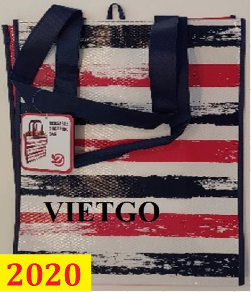 Cơ hội giao thương- Đơn hàng thường xuyên - Thương nhân đến từ Hàn Quốc cần nhập khẩu khẩu túi các loại từ Việt Nam