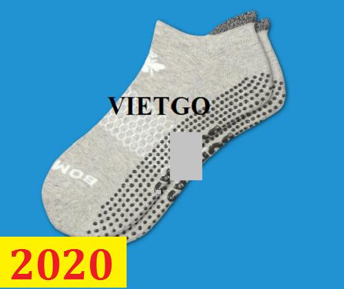 Cơ hội giao thương – Đơn hàng thường xuyên - Cơ hội xuất khẩu bít tất (vớ) đến Vương quốc Anh – Khách hàng  dự kiến sẽ đến Việt Nam vào đầu tháng 3/2020