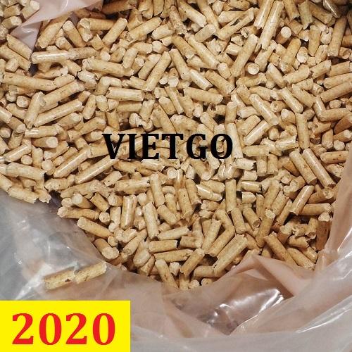 Cơ hội giao thương– Đơn hàng thường xuyên - Thương nhân đến từ Pháp cần nhập khẩu viên nén mùn cưa từ Việt Nam