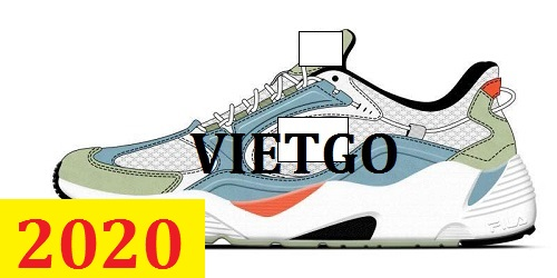 Cơ hội giao thương– Đơn hàng thường xuyên - Vị khách hàng đến từ Philippines cần nhập khẩu Giày thể thao từ Việt Nam