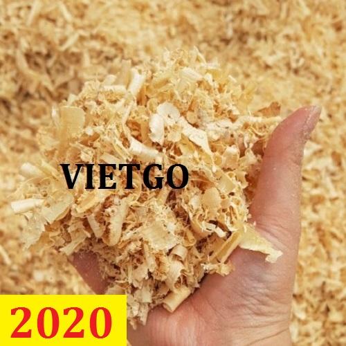 Cơ hội giao thương – Đơn hàng thường xuyên - Cần tìm nhà cung cấp Dăm bào gỗ keo xuất khẩu sang thị trường Hàn Quốc