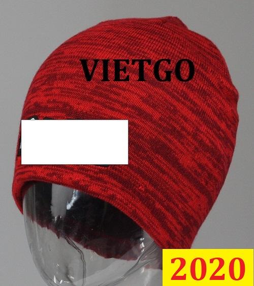 Cơ hội giao thương Đặc biệt  – Đơn hàng thường xuyên - Thương nhân đến từ California cần nhập khẩu mặt hàng Mũ thời trang thiết kế từ Việt Nam