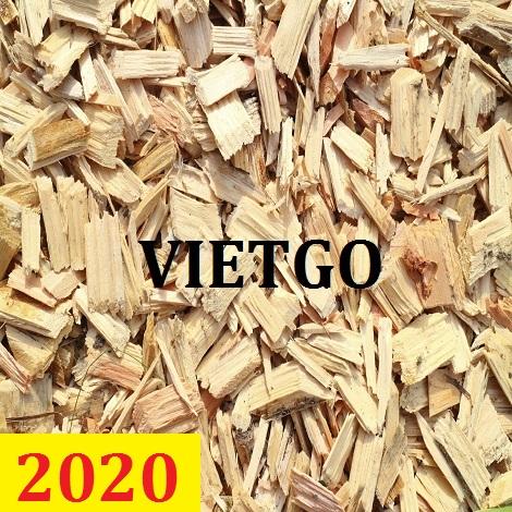 Cơ hội giao thương – Đơn hàng thường xuyên - Cơ hội xuất khẩu Gỗ bạch đàn hoặc gỗ keo vụn sang thị trường Trung Quốc