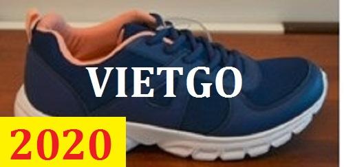 Cơ hội giao thương – Đơn hàng thường xuyên - Vị khách hàng đến từ Hồng Kông cần nhập khẩu Giày thể thao và dày dép các loại từ Việt Nam