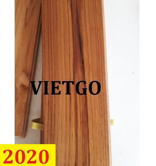 Cơ hội giao thương – Đơn hàng thường xuyên - Cơ hội xuất khẩu Ván sàn gỗ teak sang Thái Lan