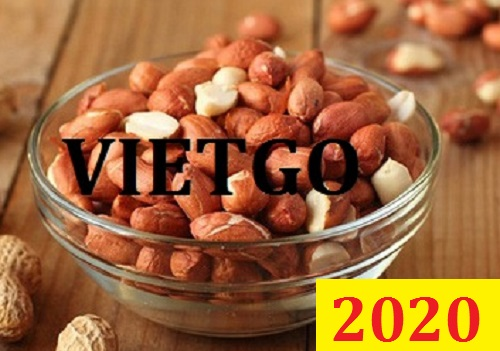 Cơ hội giao thương Đặc Biệt – Đơn hàng Cả Năm - Cơ hội xuất khẩu Lạc Nhân sang thị trường Ấn Độ