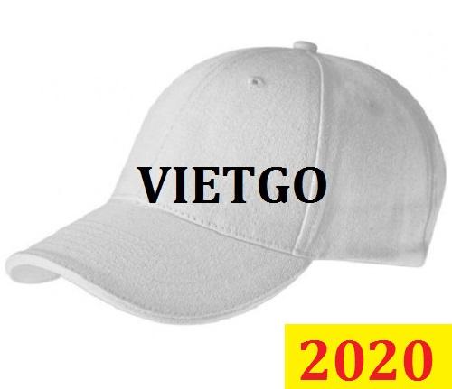 Cơ hội giao thương Đặc biệt – Đơn hàng thường xuyên – Doanh nghiệp tại Hàn Quốc đang cần tìm gấp nguồn cung ứng cho sản phẩm về mũ bóng chày