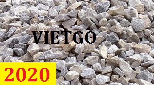 Cơ hội giao thương – Đơn hàng cả năm – Cơ hội xuất khẩu đá dolomite sang thị trường Bangladesh