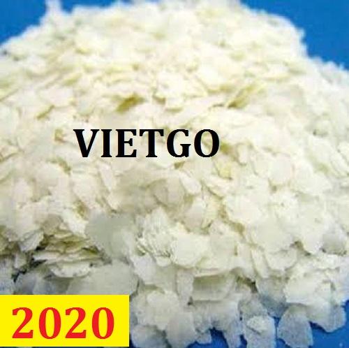 Cơ hội giao thương - Đơn hàng thường xuyên - Cơ hội xuất khẩu Khoai tây sang thị trường Brazil.