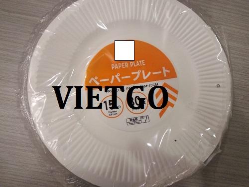 Cơ Hội Giao Thương Đặc biệt - Cơ Hội Xuất Khẩu Bát giấy, đĩa giấy dùng một lần Sang Thị Trường Nhật Bản