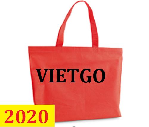 Cơ hội giao thương – Đơn hàng thường xuyên - Cơ hội cung cấp các sản phẩm Túi không dệt cho một doanh nghiệp tại Trung Quốc