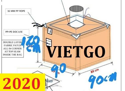 Cơ hội giao thương – Đơn hàng thường xuyên - Cơ hội cung cấp sản phẩm Bao Jumbo cho một doanh nghiệp tại Hàn Quốc