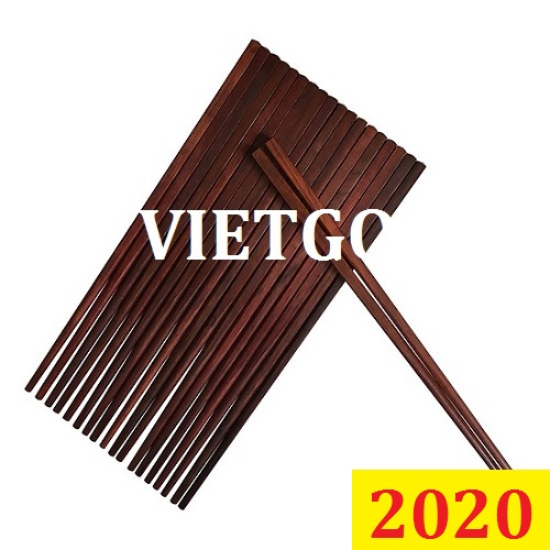 Cơ hội giao thương Đặc biệt cả năm – Vị thương nhân người Indonesia hiện đang cần tìm nhà cung cấp đũa tại Việt Nam.