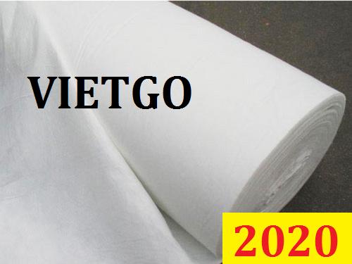Cơ hội giao thương Đặc Biệt – Đơn hàng thường xuyên (Gấp) – Cơ hội cung cấp vải may mặc cho một doanh nghiệp tại Trung Quốc