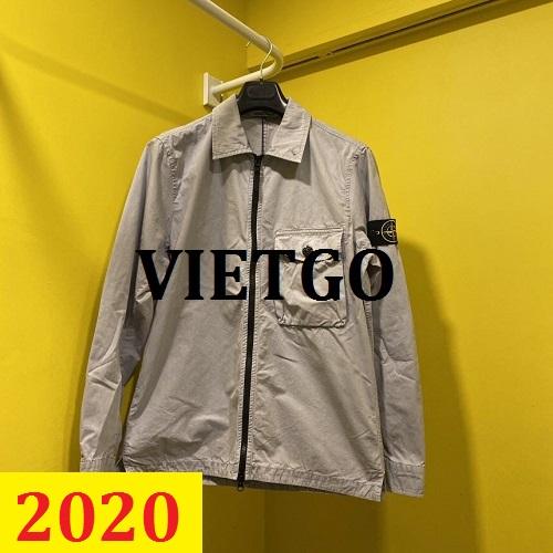 Cơ hội giao thương – Đơn hàng thường xuyên - Doanh nghiệp tại Hàn Quốc đang cần tìm gấp nhà cung cấp cho đơn hàng áo Jacket