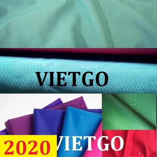 Cơ hội giao thương – Đơn hàng thường xuyên - Doanh nghiệp tại Hàn Quốc đang cần tìm gấp nhà cung cấp cho đơn hàng vải may mặc