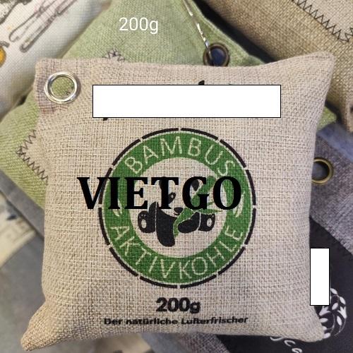Cơ hội giao thương – Cơ hội cung cấp túi vải cho một doanh nghiệp tại Isarel