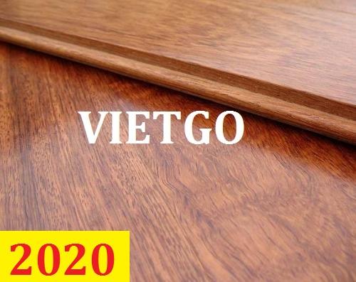 Cơ hội giao thương – Đơn hàng thường xuyên - Cơ hội xuất khẩu Ván sàn gỗ sồi đỏ sang Hoa Kỳ