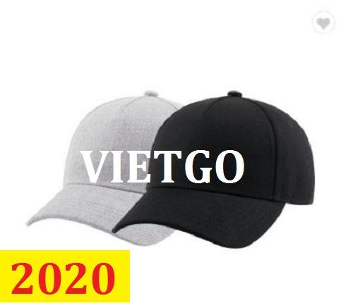 Cơ hội giao thương – Đơn hàng thường xuyên – Cơ hội xuất khẩu mũ lưỡi trai sang thị trường Malaysia