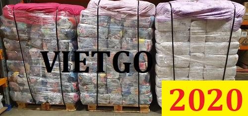 Cơ hội giao thương Đặc Biệt – Đơn hàng thường xuyên - Cơ hội xuất khẩu áo sơ mi tồn kho đến thị trường New Zealand