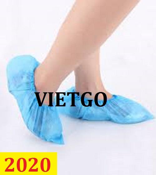 Cơ hội giao thương – Đơn hàng thường xuyên – Thương nhân đến từ Ấn Độ cần nhập khẩu ni lông bọc giày y tế từ thị trường Việt Nam