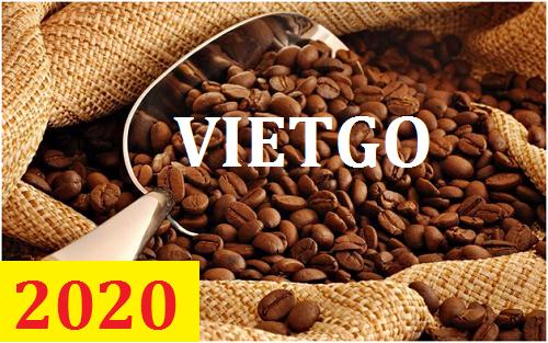 Cơ hội giao thương – Đơn hàng Thường Xuyên  - Cơ hội xuất khẩu Café hạt rang sang thị trường Chile