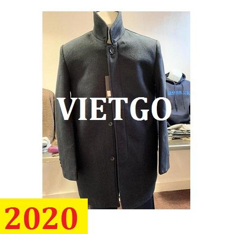Cơ hội giao thương – Đơn hàng thường xuyên - Cơ hội cung cấp Jacket nam cho một doanh nghiệp tại Dubai