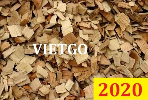 Cơ hội giao thương ĐẶC BIỆT - Đơn hàng thường xuyên - Cơ hội xuất khẩu gỗ vụn sang Trung Quốc