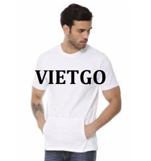 Cơ hội giao thương - Cơ hội xuất khẩu áo T-shirt sang thị trường Brazil