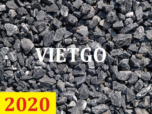 Cơ hội giao thương – Đơn hàng cả năm – Cơ hội xuất khẩu đá dăm cho vị khách hàng người Ấn Độ