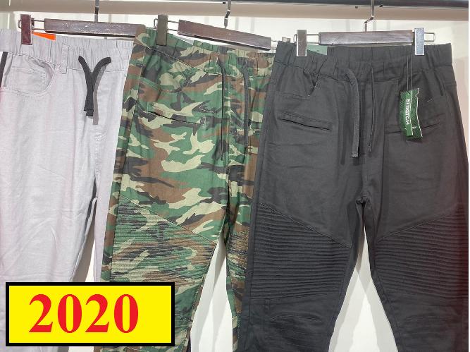 Cơ hội giao thương – Đơn hàng thường xuyên - Cơ hội cung cấp Quần thời trang nam cho một doanh nghiệp tại Hoa Kỳ