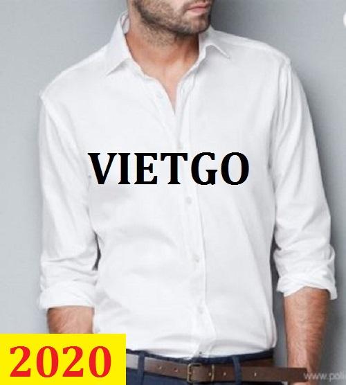 Cơ hội giao thương – Đơn hàng thường xuyên - Cơ hội xuất khẩu áo sơ mi sang thị trường Hà Lan