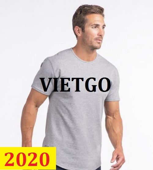 Cơ hội giao thương – Đơn hàng thường xuyên - Cơ hội xuất khẩu áo T-shirt sang thị trường Mỹ