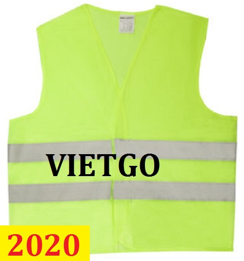 (Gấp) Cơ hội giao thương – Đơn hàng thường xuyên - Cơ hội xuất khẩu áo khoác bảo hộ lao động sang thị trường Thổ Nhĩ Kỳ